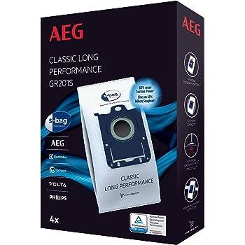 5 Original sacs pour aspirateur Classic convient pour AEG vx7-2-öko