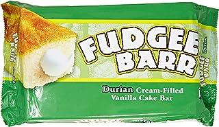 Fudgee Barr Durian Cake Bar - 400 gm