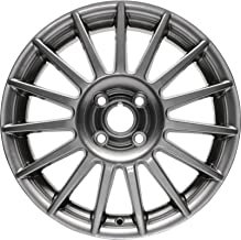 Partsynergy Replacement For New Aluminum Alloy Wheel Rim 17 Inch Fits 2009-2011 Ford Focus 4-108mm 15 Spokes