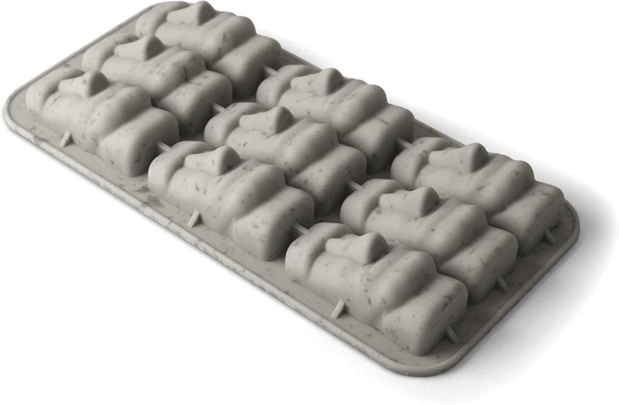 Fred STONE COLD Easter Island Ice Tray