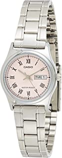 Casio LTP-V006D-4BUDF For Women Analog,Casual Watch