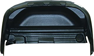 Rugged Liner Rear Wheel Well Liners | WWC07 | fits 07-13 Chevy 1500 Series (07-10 2500/3500 Series) (will not fit dually), All bed sizes