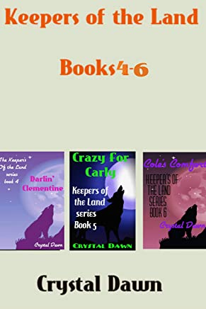 Keepers of the Land Books: 4-6