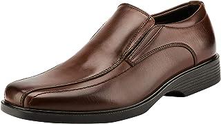 Bruno Marc Zapatos de Vestir para Hombre Zapatos Oxford Formales CAMBRIDGE-05 Marrón Oscuro