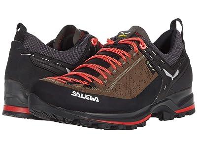 SALEWA Mountain Trainer 2 GTX (Driftwood/Fluo Coral) Women