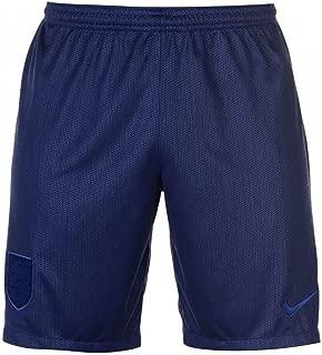 Nike Brazil Cbf Breathe Stadium Sport Short For Men, Blue, Size Small (893928)