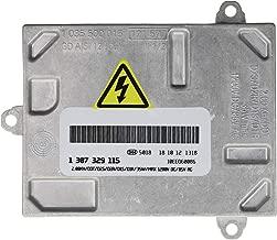 MOTOALL HID Xenon Headlight Ballast Control Unit Module for D2S D2R D1S D1R Bulb Audi Cadillac Saab Volvo Lincoln Mercedes Benz Saturn 1 307 329 115, 1 307 329 098, 8E0 907 391 B, 204 820 32 85
