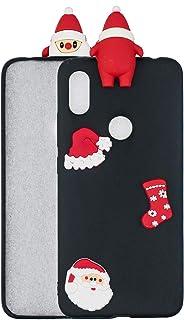 Simple Compatibile con Cover Xiaomi Mi A2 / Xiaomi Mi 6X Silicone Disegni 3D Panda Animal Divertenti Fantasia Gomma Morbid...