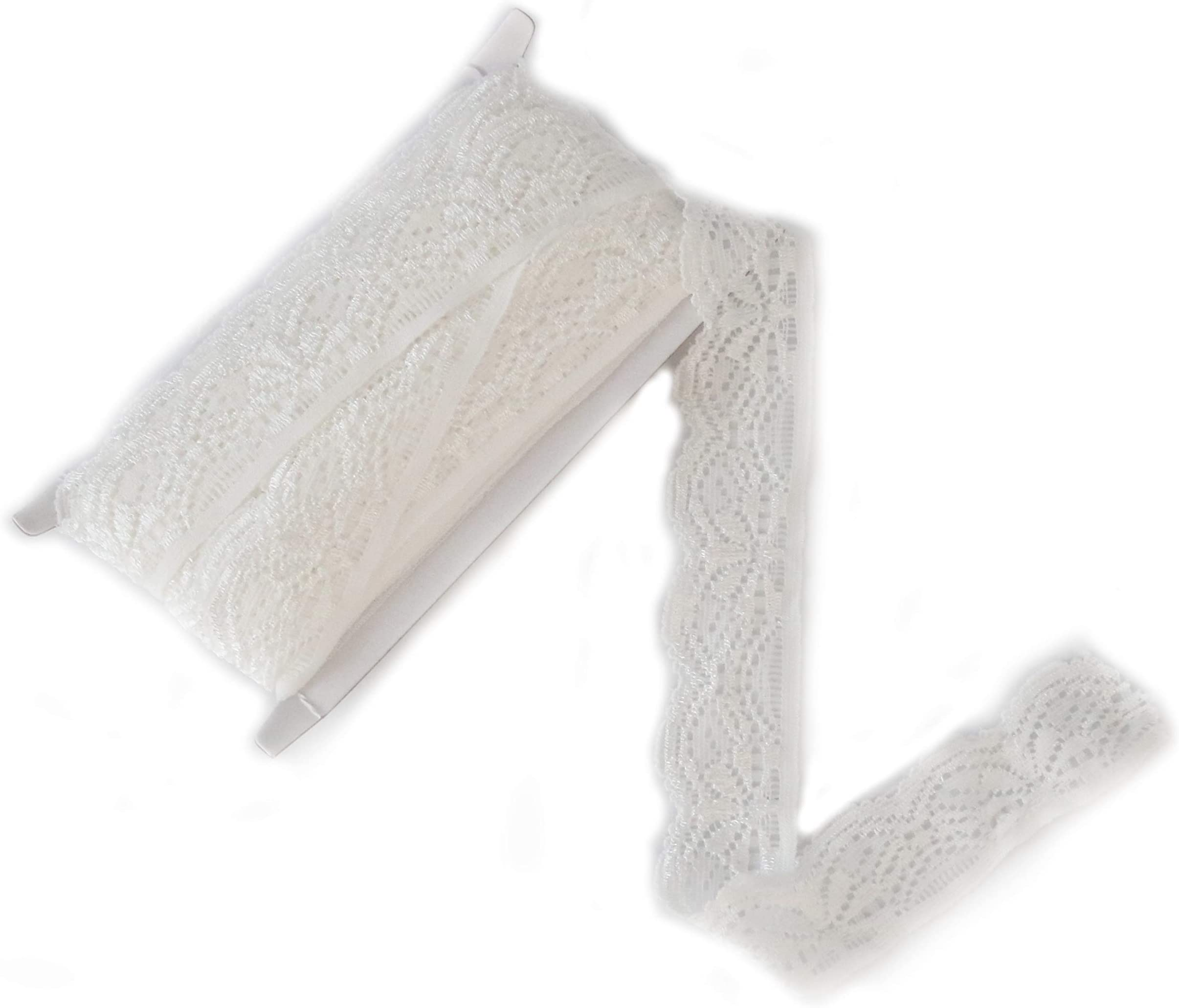 Floral Baby Headbands Lace Trim Wedding Garter 1 Yard Coral 2 Elastic trim Premium Lace Stretch Elastic Trim Lingerie