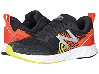 New Balance Kids Fresh Foam Tempo (Little Kid) (Phantom/Neo Flame) Boys Shoes