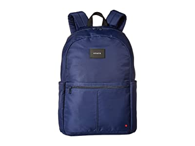 STATE Bags Marshall Large (Navy) Backpack Bags
