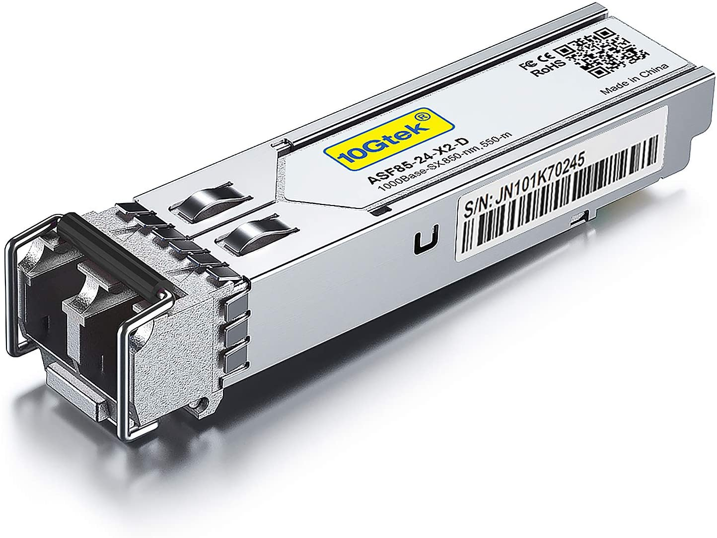 1.25G SFP 1000Base-SX 850nm Discount is also underway MMF up to 550 GL meters for low-pricing Cisco