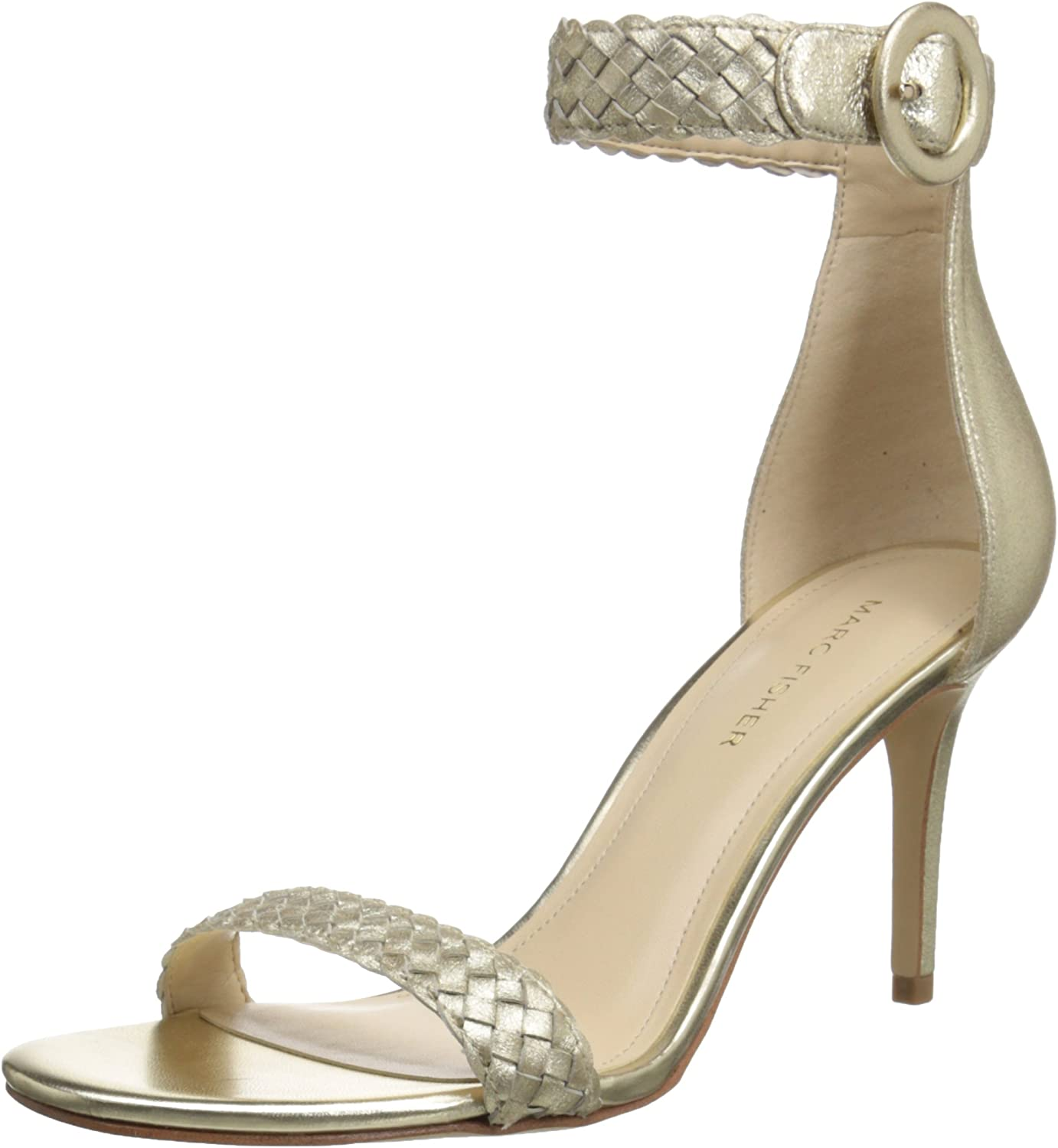Marc Fisher Womens Braelin Dress Sandal