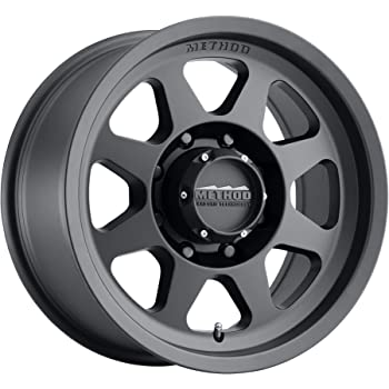 "Method Race Wheels 701 Matte Black 17x8.5"" 8x170"", 0mm offset 4.75"" Backspace, MR70178587500"
