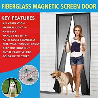 magnetic fly screen the warehouse