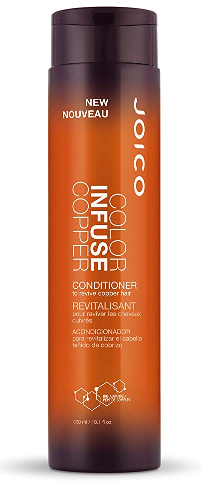 広い有名息切れColor Infuse by Joico Copper Conditioner 300ml by Joico