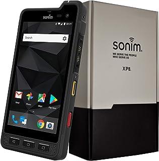 Sonim XP8 XP8800 Dual-SIM 64GB Unlocked 4G/LTE Rugged Smartphone Black - Renewed