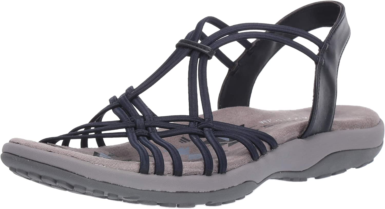 Damen Reggae Slim-Slip Slim-Slip Spliced Slingback Sandalen  billig und Mode