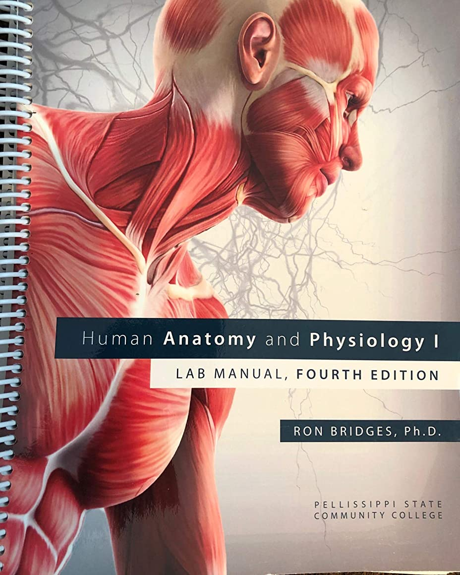 Human Anatomy and Physiology I: LAB MANUAL, FOURTH EDITION