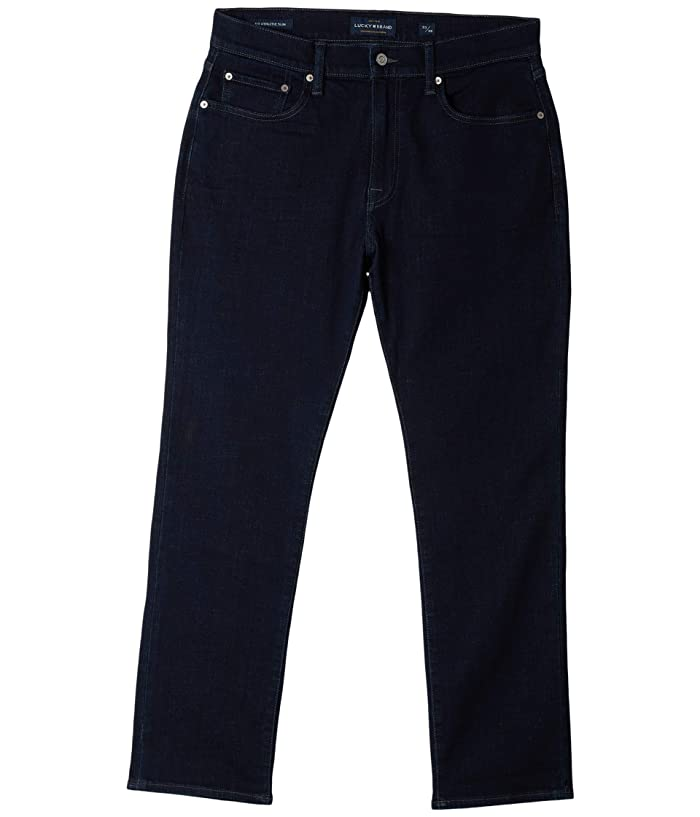 Lucky Brand  410 Athletic Fit Jeans in Stone Hollow (Stone Hollow) Mens Jeans
