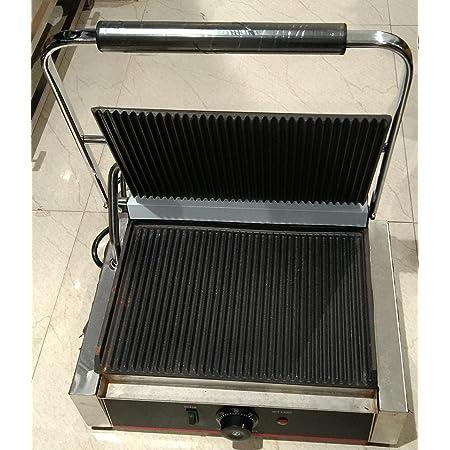 RAJIB MACHINERIES 2.2 kW Grill Sandwich Maker Jumbo