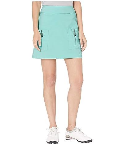 Jamie Sadock Skinnylicious Slimming Pull-On Skort (Pacifica) Women