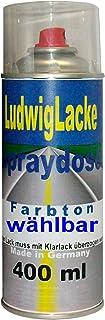 Ludwiglacke Grigio Alluminio 611/A für FIAT Spraydose Autolack 400ml