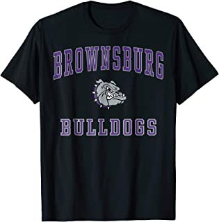 brownsburg bulldogs apparel