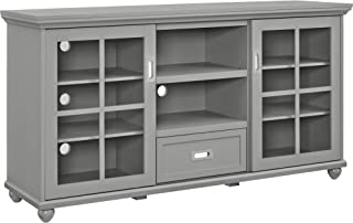 Ameriwood Home Aaron TV Stand, Gray