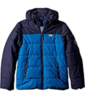 Jacket with Detachable Hood and Polyester Insulation (Toddler/Little Kids/Big Kids)