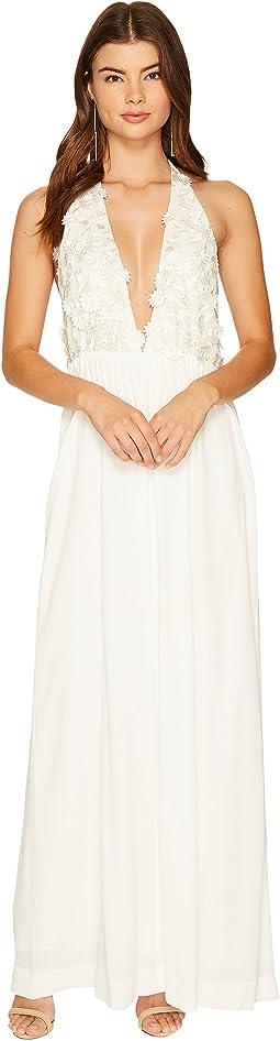 For Love and Lemons - Halter Maxi Dress