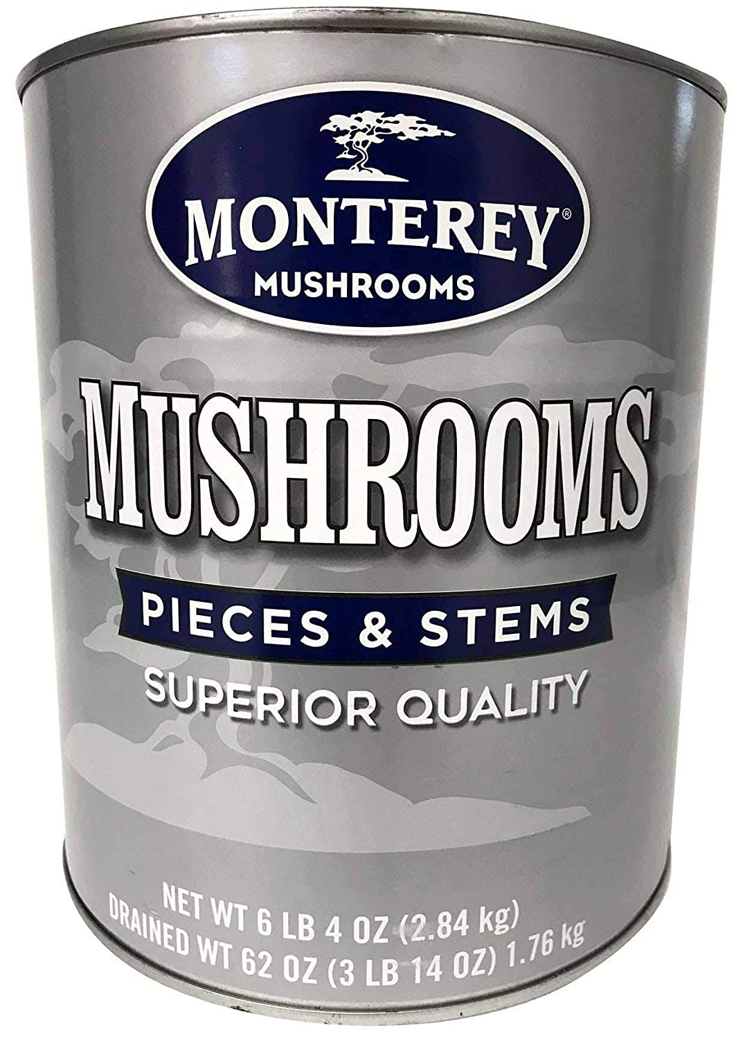 Monterey Superior Mushrooms Pieces and Stems Ounce per -- 6 New product! New type Deluxe 100