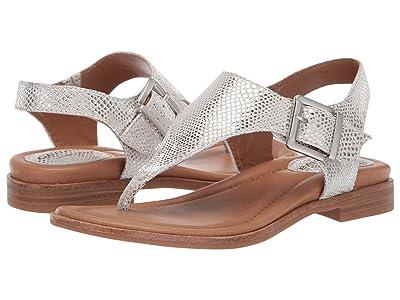 Comfortiva Dafney (Ice Silver Panama Metallic) Women