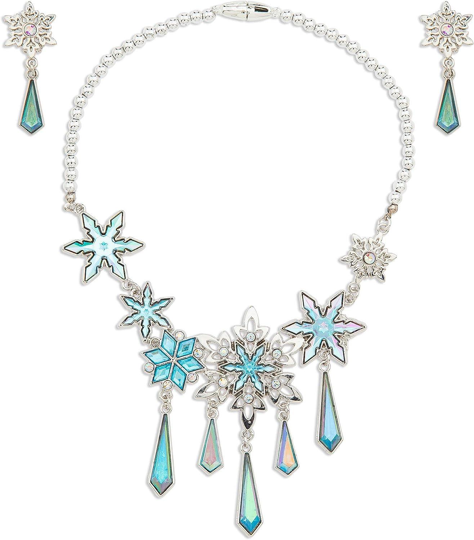 Disney Elsa Jewelry Set Metallic