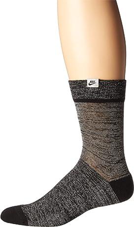 bfa1b791c8 Nike Sneaker Sox Essential Crew Socks 2-Pair Pack at Zappos.com
