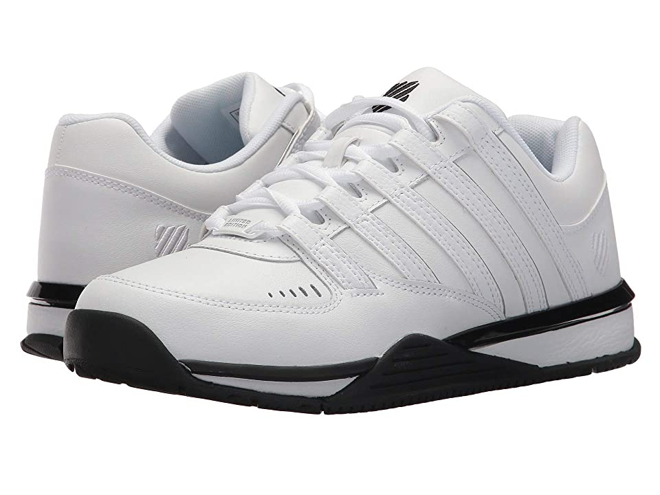 K-Swiss Baxter SP (White/Black) Men