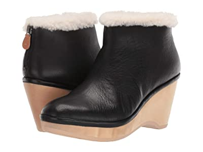 Gentle Souls by Kenneth Cole Skylar Bootie Cozy (Black) Women