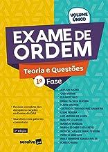 Exame de Ordem 1ª Fase - Volume Único - 3ª Edição 2021: Teoria e Questões