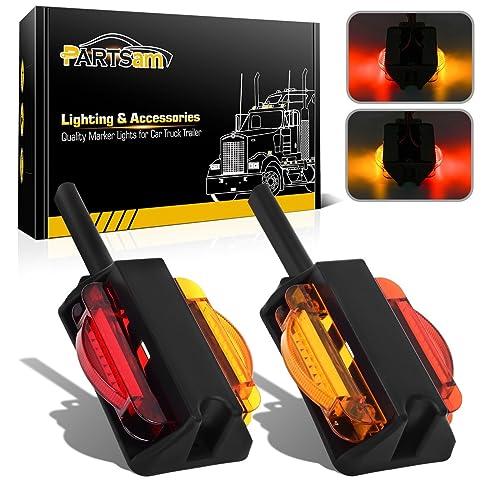 led trailer fender light set/2 - double face 4