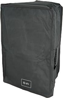 QTX 127.080UK QR15COVER Black Protective Slip-On Cover for Speaker