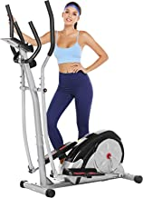 Bestlucky Elliptical Machine Elliptical Training Machines Magnetic Smooth Quiet Driven Elliptical Exercise Machine for Hom...