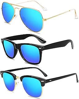 Unisex Polarized Sunglasses for Men and Women Brand...