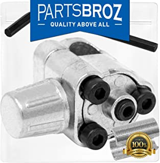 BPV31 / TJ90BPV31 Bullet Piercing Valve Refrigerant Line Tap - 1/4�, 5/16�, and 3/8� OD by PartsBroz - Replaces Part Numbers AP4502525, BPV31D, GPV14, GPV31, GPV38, GPV56, MPV31