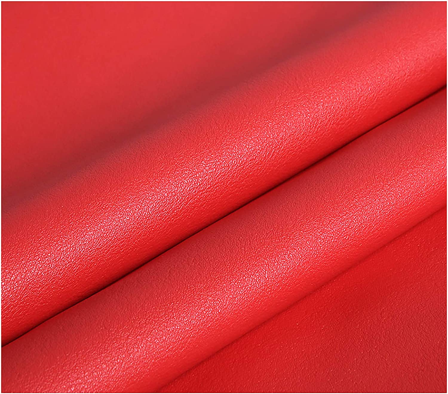 Bombing new work Faux Leather Selling rankings Fabric Sheet 1 2mm Artificial Thick Synthet