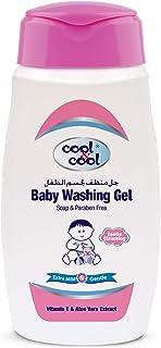 Cool & Cool Baby Washing Gel - 100ml