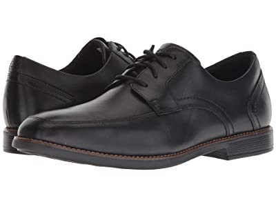 Rockport Slayter Apron Toe (Black) Men
