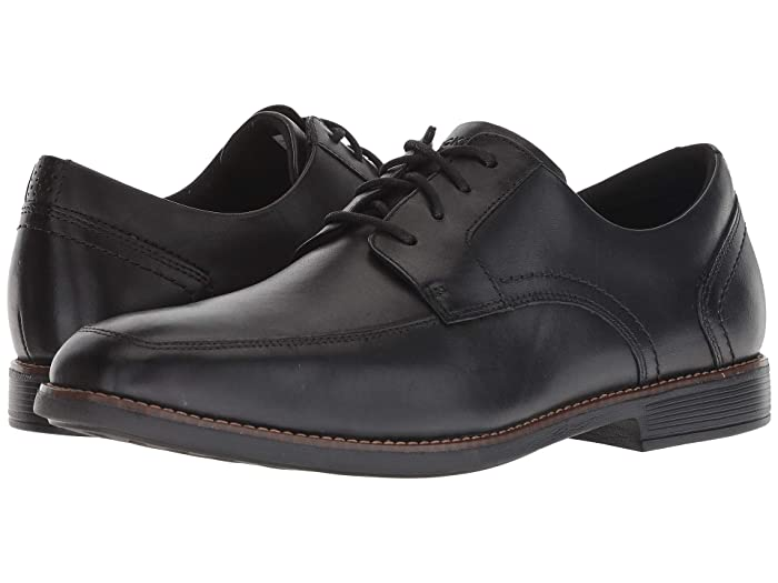Rockport  Slayter Apron Toe (Black) Mens Shoes