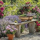 Garden & Decoration 2019 - Gartenkalender, Landschaftskalender, Naturkalender - 30 x 30 cm