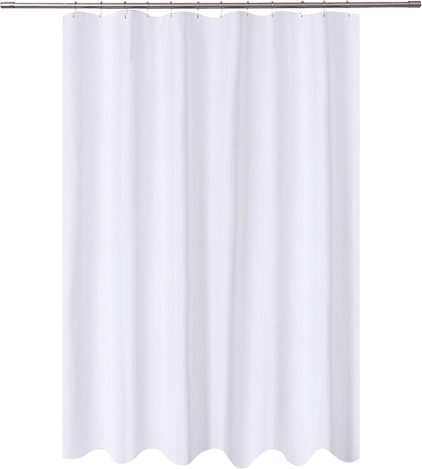NY HOME Fabric Shower Curtain Liner Nashville-Davidson Mall Extra 72 x Charlotte Mall Inches 84 Long w