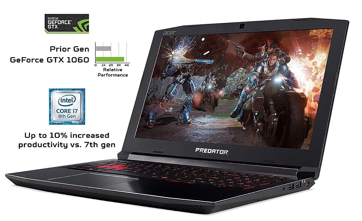 Flagship 2019 Acer Predator Helios 300 Gaming Laptop 15.6
